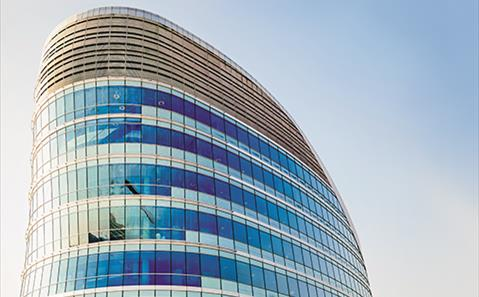 SABIC office building