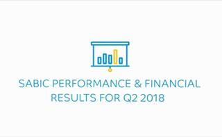 SABIC performance and financial results for Q2 2018