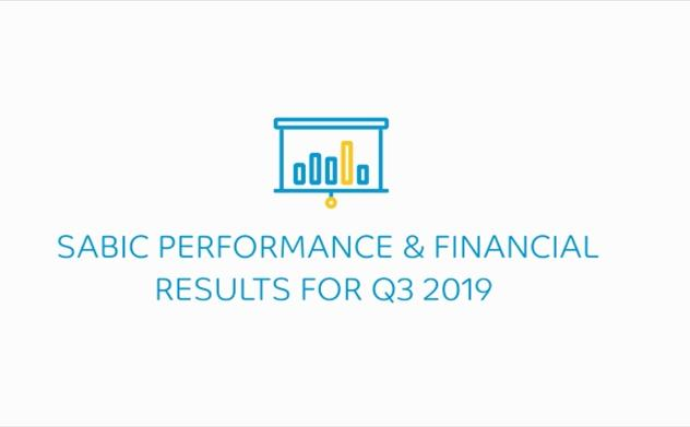 Sabic performance and financila result Q3-2019