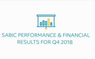 SABIC performance & financial results for Q4 2018