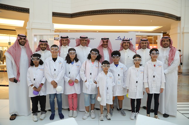 SABIC Science Caravan