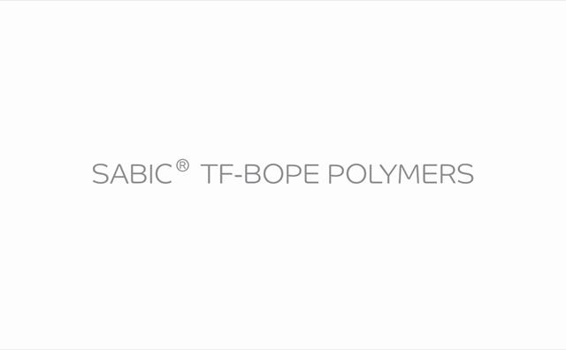 SABIC® TF BOPE Polymers