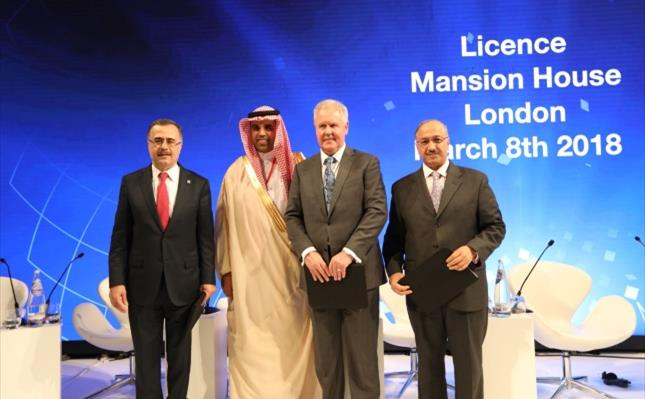 Saudi Aramco and SABIC Sign Project Management Contract to Wood
