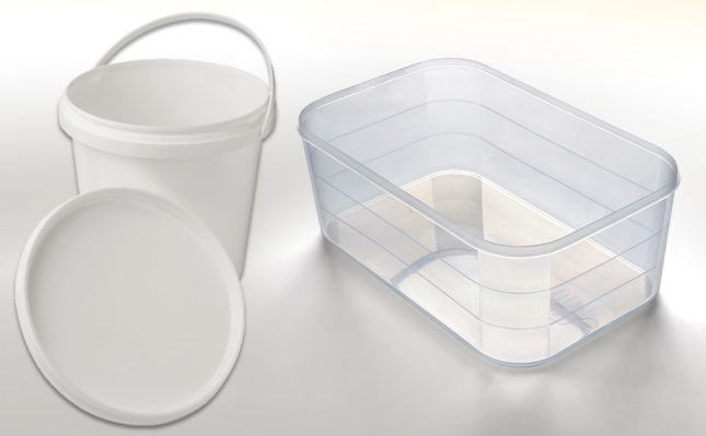 Image result for Thin Wall Plastic Containers