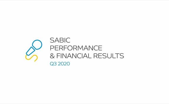 Sabic performance and financila result Q3-2020